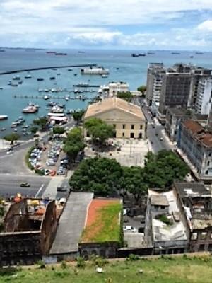 Croisière tour du monde Austral 2017 Escale Salvador de Bahia