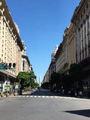 Croisière tour du monde Autral 2017 Escale à Buenos Aires Argentine jour 2 JC
