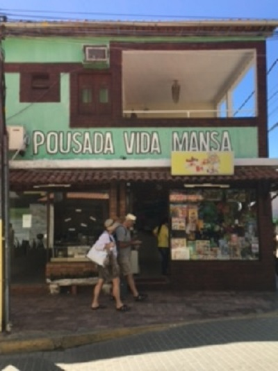 Croisière tour du monde Australe 2017 Escale à Recife, Porto de Galinhas