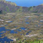 Croisière tour du monde Austral 2017 Balade au milieu des Moaï sur de l'île de Pâques