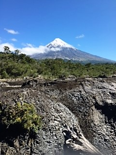 Croisière tour du monde Australe 2017 Jacques Charles Escale à PUERTO MONTT (Chili)