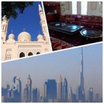 87ème jour de Tour du monde pour Claudine et Jean Luc en escale à Dubaï