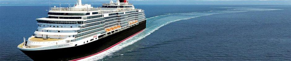 Le Queen Victoria de la compagnie Cunard