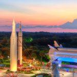 Le Jardin des Fusées de Cap Canaveral
