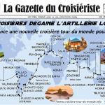 MSC Nouvelle croisière tour du monde 2020