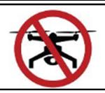 zone interdite aux drones