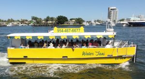 fort lauderdale water-taxis