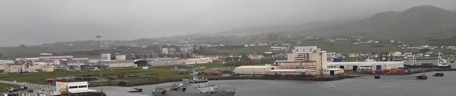 Au Port au Açores