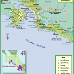 Carte localisation Puntarenas