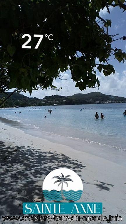 Sainte Anne en Martinique