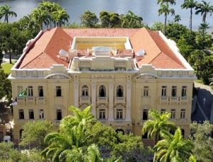 Palácio do Campo das Princesas recife