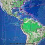 En navigation vers le Canal de Panama