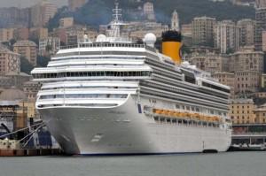 Joindre les bateau Costa Croisière