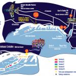 Marseille Plan Terminal de Croisière
