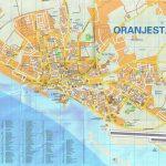 Escale à Aruba la Carte d'Oranjestad