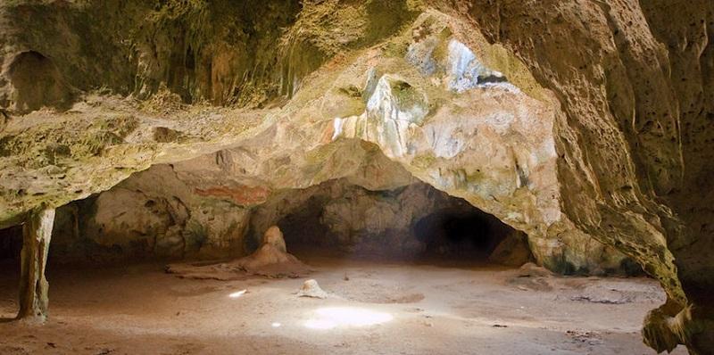 Escale à Aruba Quadirikiri Cave