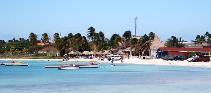 Escale à Aruba Surfside Beach