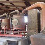 Escale à la Grenade River Antoine la distillerie de rhum