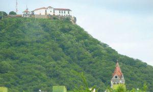 Escale Carthagène (Colombie) La Popa, le Couvent de la Candelaria