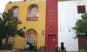 Escale Carthagène (Colombie) Le musée Naval