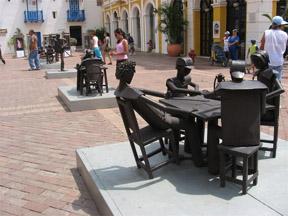 Escale Carthagène (Colombie) Le musée d'Art Moderne