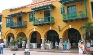 Escale Carthagène (Colombie) le portal dulces