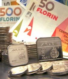 Monnaie Aruba Le Florin Arubais
