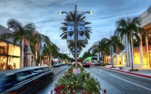 Escale à Los Angeles Beverly Hills