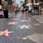 Escale à Los Angeles Excusion costa Walk of Fame