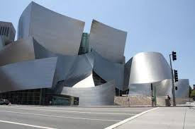 Escale à Los Angeles Excusion costa Walt Disney Concert Hall