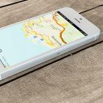application Cartographique GPS Entièrement déconnectée avec Mode Auto-Suivre