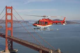 Excursion Costa Croisière à San Francisco Tour en Hélicoptère