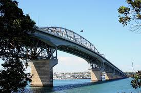 Escale Auckland Nouvelle-zelande Harbour Bridge