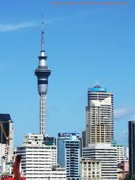 Escale Auckland Nouvelle-zelande Sky Tower