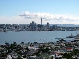 Escale Auckland Nouvelle-zelande