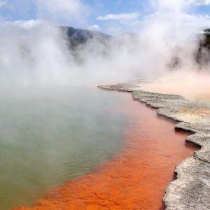 Escale Tauranga Nouvelle-zelande ROTORUA GEOTHERMAL TOUR