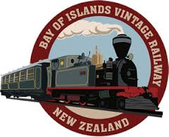 Escale bay of islands Kawakawa train Vapeur