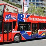 Bus touristique Sydney