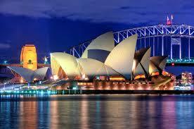 Escale Sydney Opéra