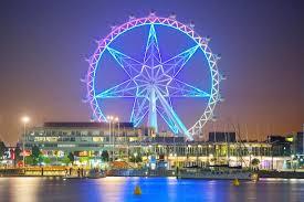 Grande roue Melbourne