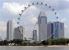 Grande roue de Singapore Flyer
