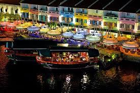 Singapour Clarke Quay