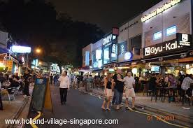 Singapour Holland Village