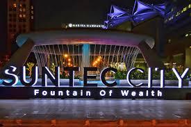 Singapour Suntec City