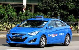 Singapour Taxi