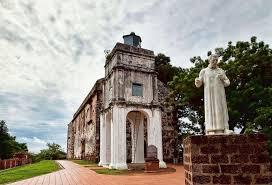 Église St Paul Malacca