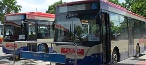 Bus Malacca