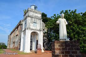 St. Paul's Church Malacca