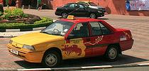 Taxi Malacca