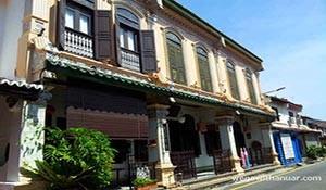 Baba Nyonya Heritage Museum Malacca